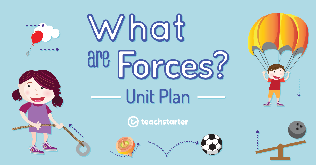 What Are Forces? Unit Plan - Your Top 10 Favorite Teaching Resources of 2019