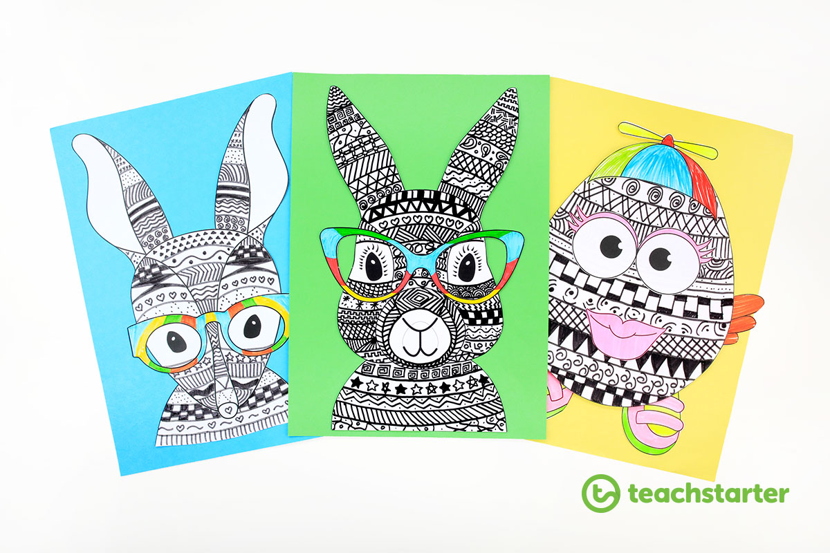 16 Egg Cellent Easter Art And Craft Activities Free Printable
