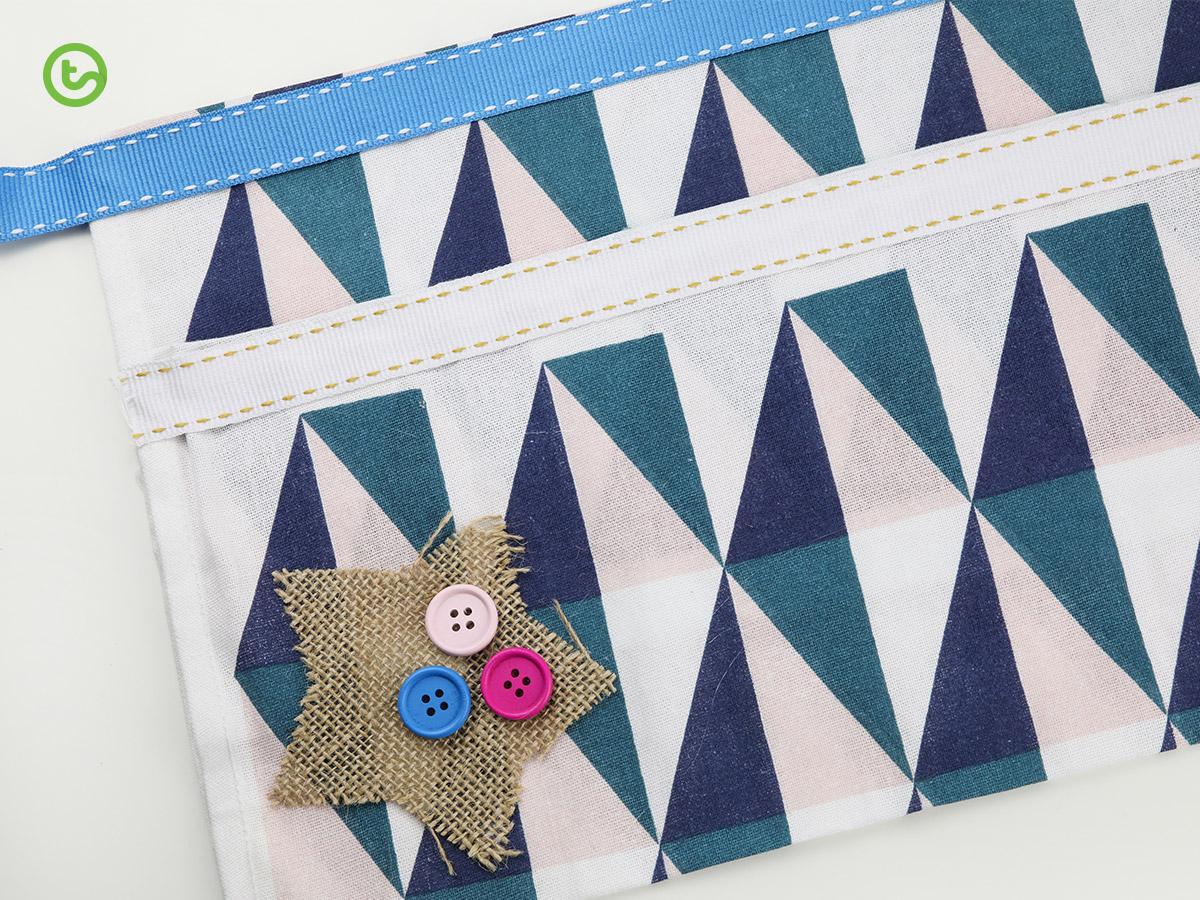 How to make a teacher apron