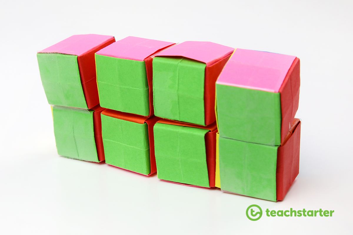 How to Make an Origami Infinity Cube | Video & Photo ... - photo#3