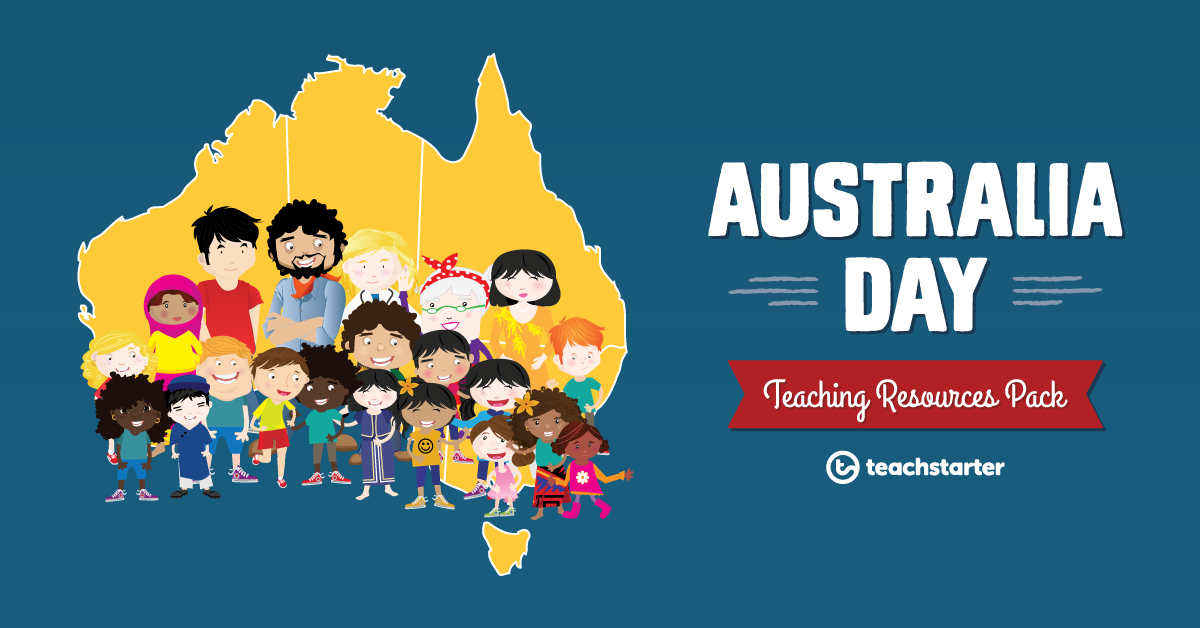 The Best Australia Day Activities and Books for your class resources