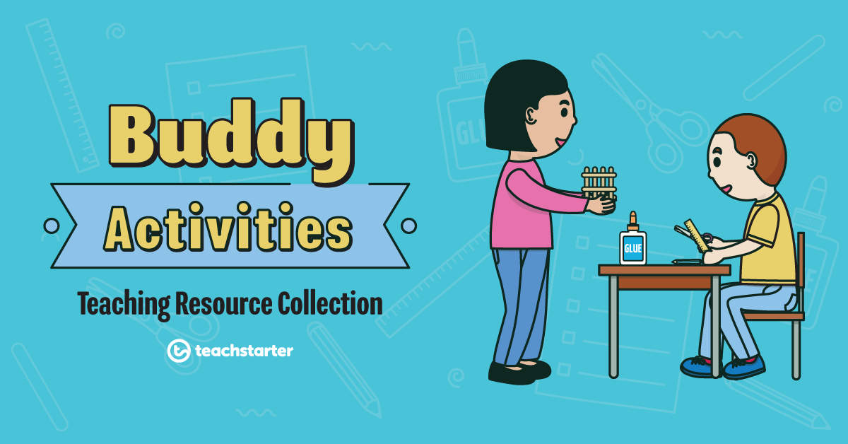 Buddy Activities Teaching Resource Collection