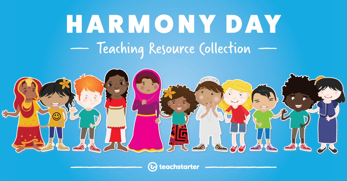 Harmony Day resources for the Classroom