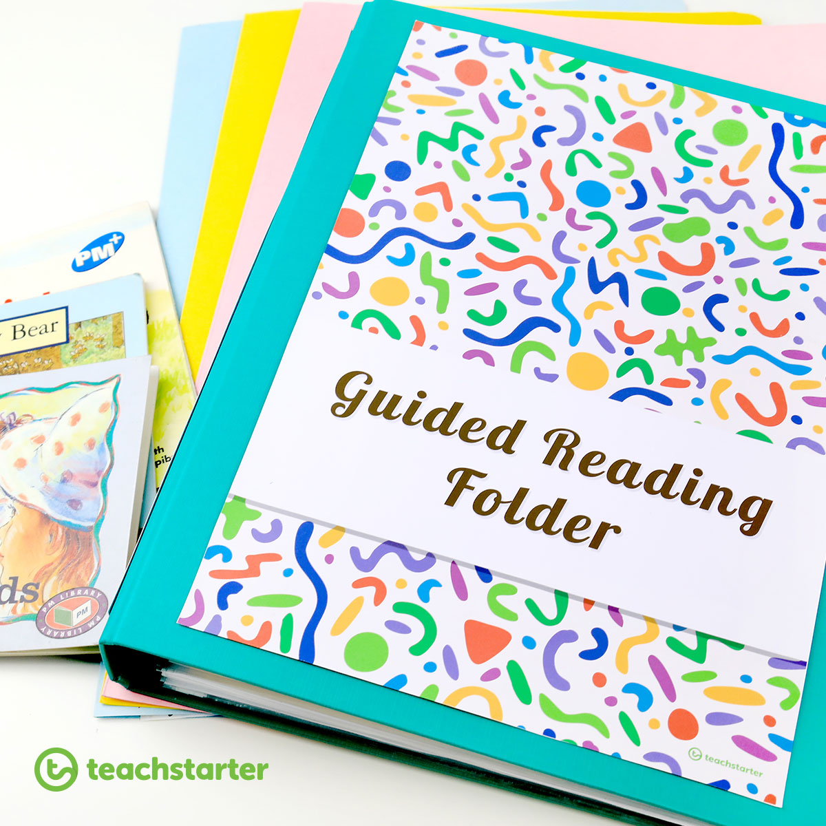 Guided Reading Teacher's Folder and Templates