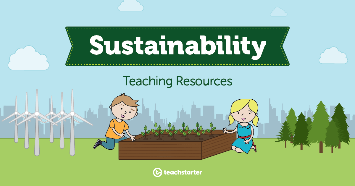 Sustainability Teaching Resource Collection