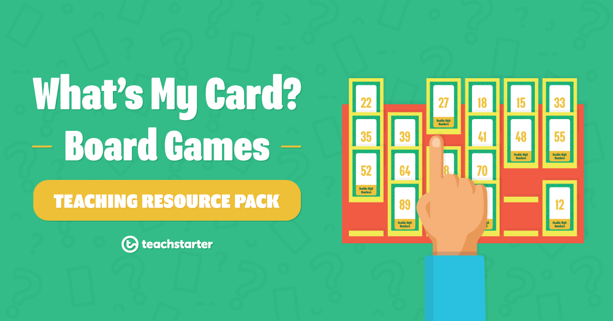 Printable Guess Who? Game Templates for the Classroom