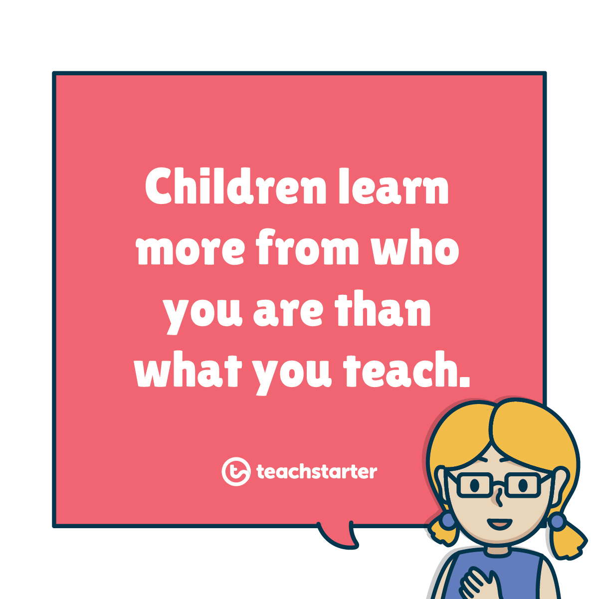10 Inspirational Quotes For Teachers Beautiful Teacher Quotes