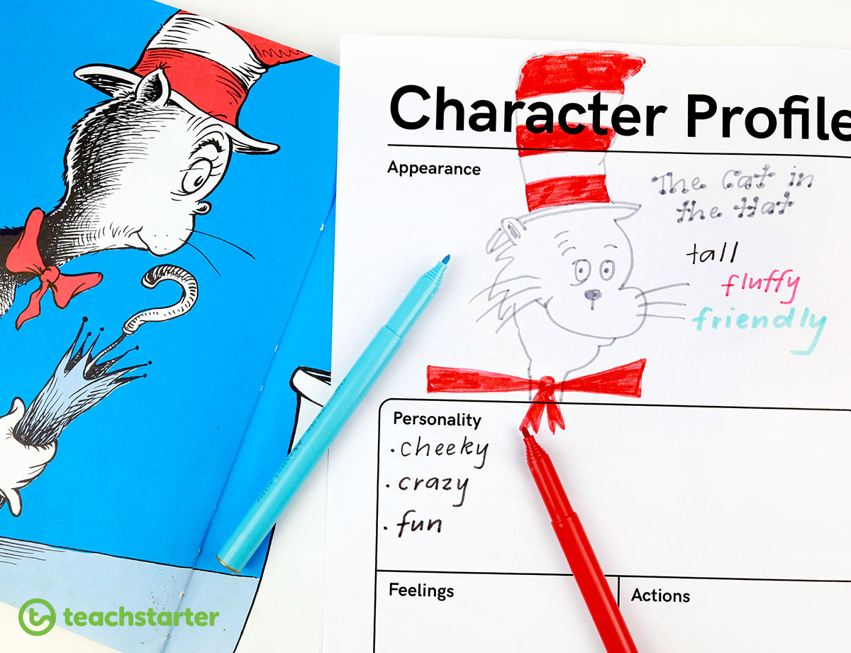 The Cat in the Hat Character Profile