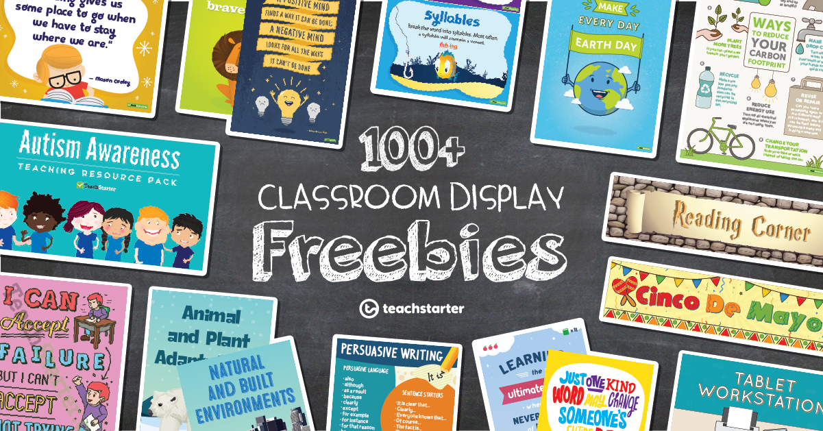 10 simple  but amazing   ideas for classroom wall displays