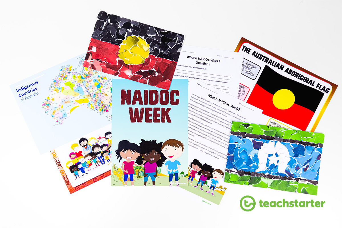 Celebrating With Naidoc Week Classroom Activities And Printables Free Unit 2f Using Electricity Printable Resource Worksheets For Kids Teaching Pack