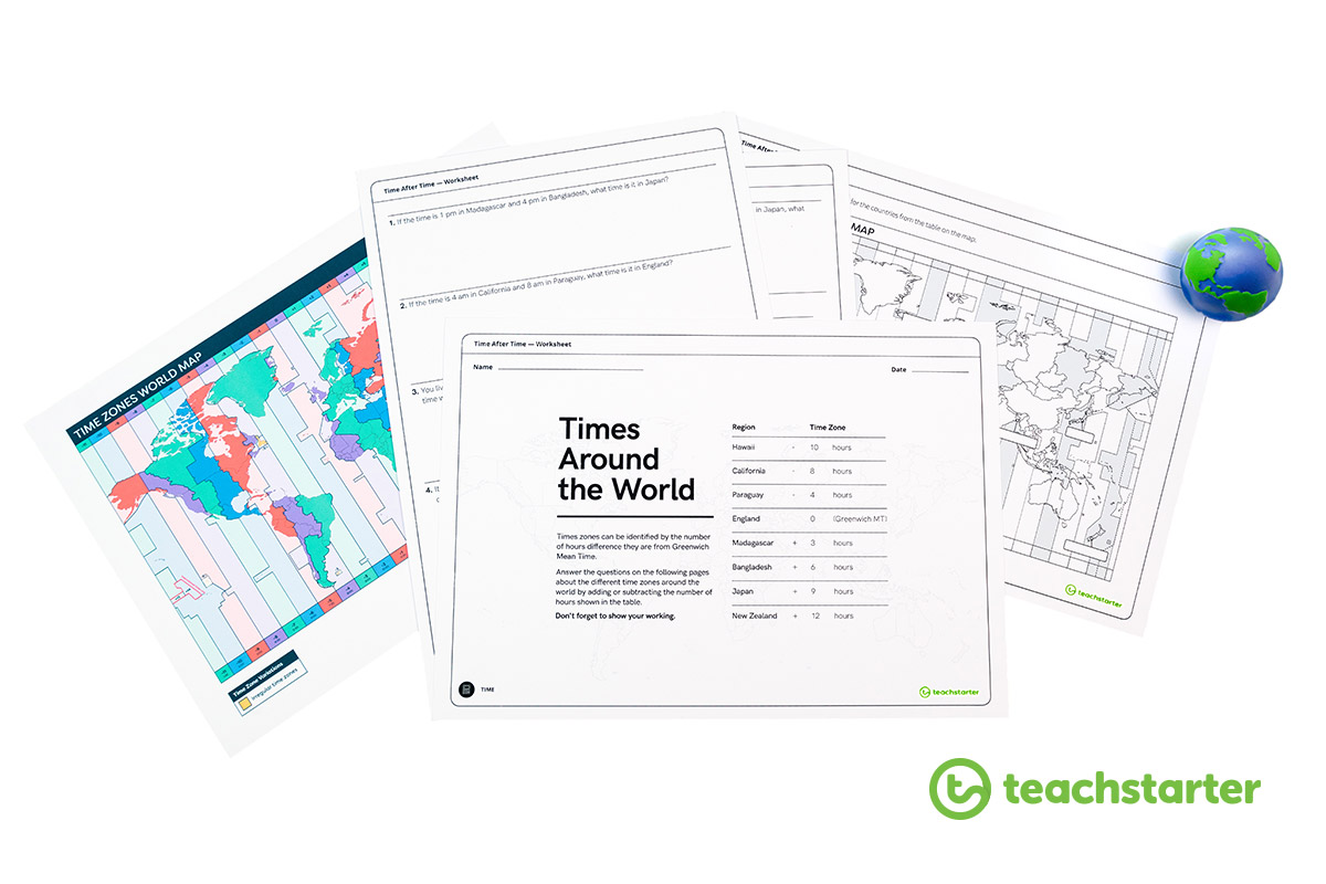 teaching time worksheets for year 3 and year 4