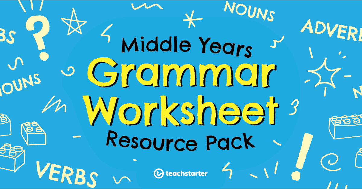grammar activities to use in the classroom
