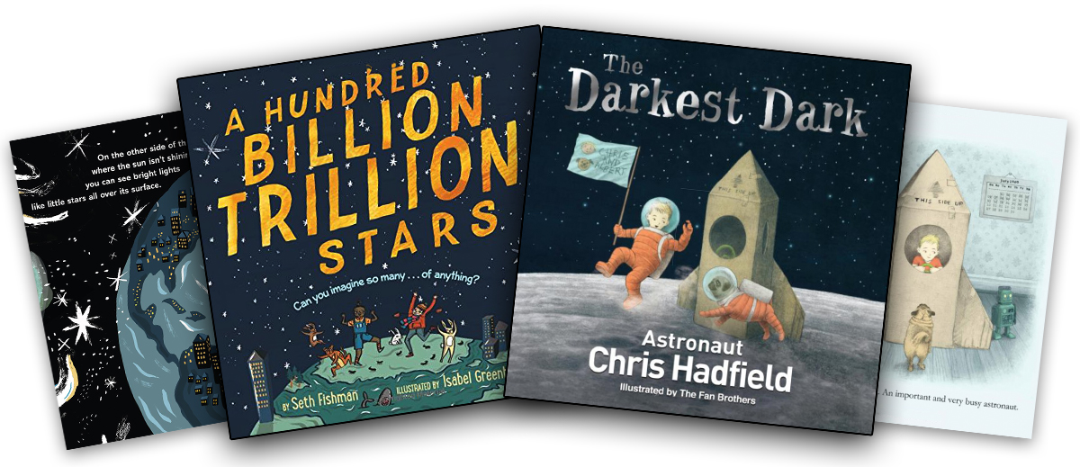 world space week picture books