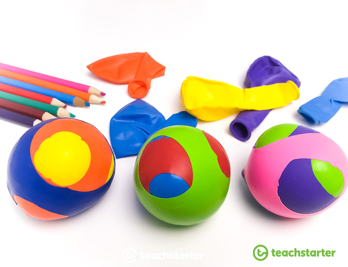 Using stress balls in the classroom
