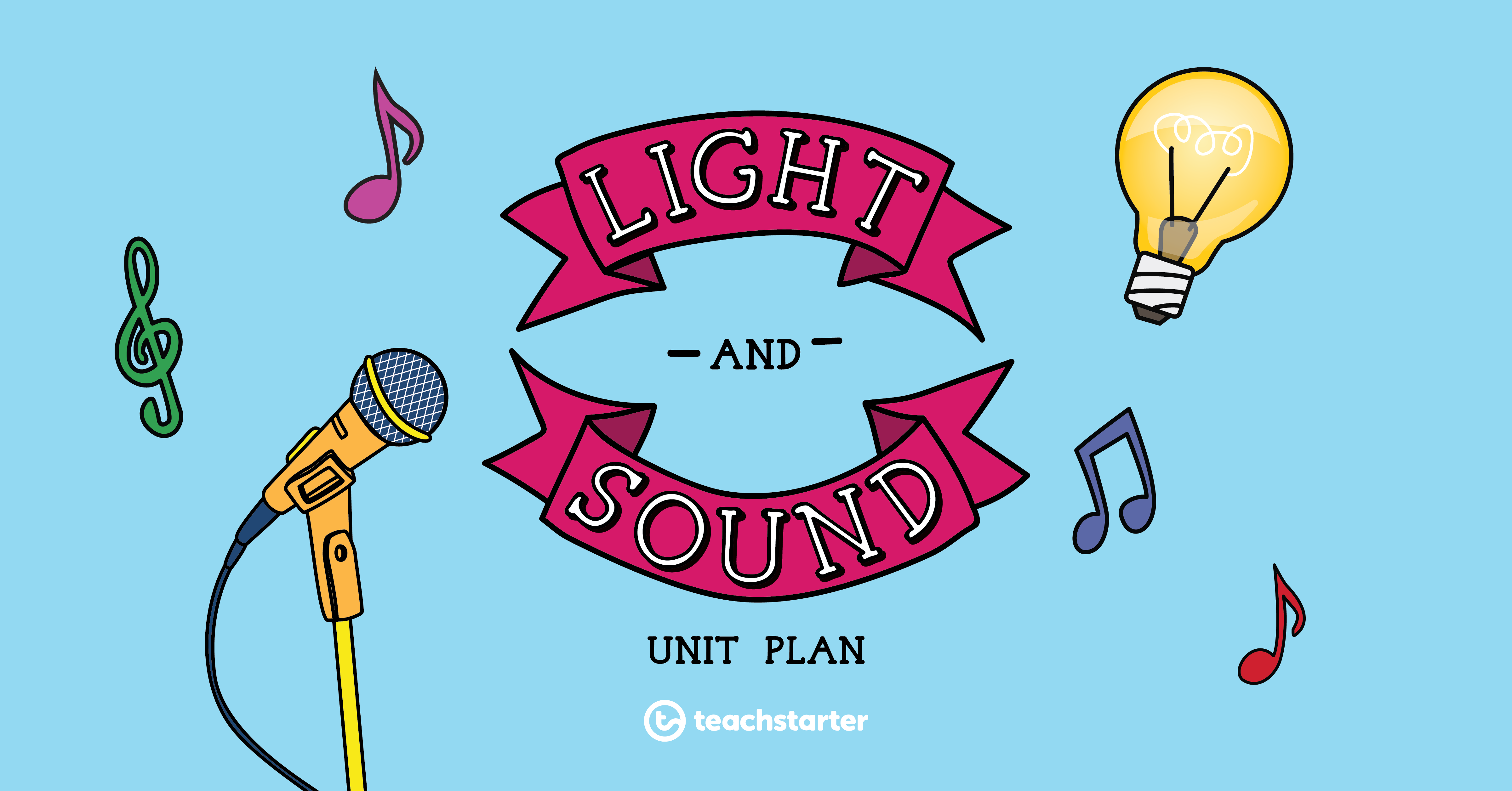 Light and sound science activities for the classroom