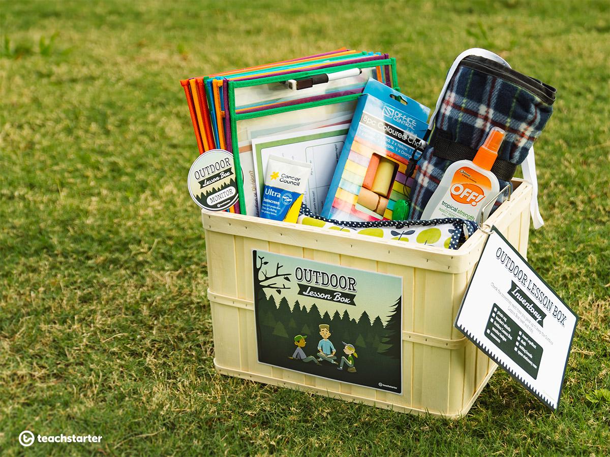 Outdoor Lesson Box