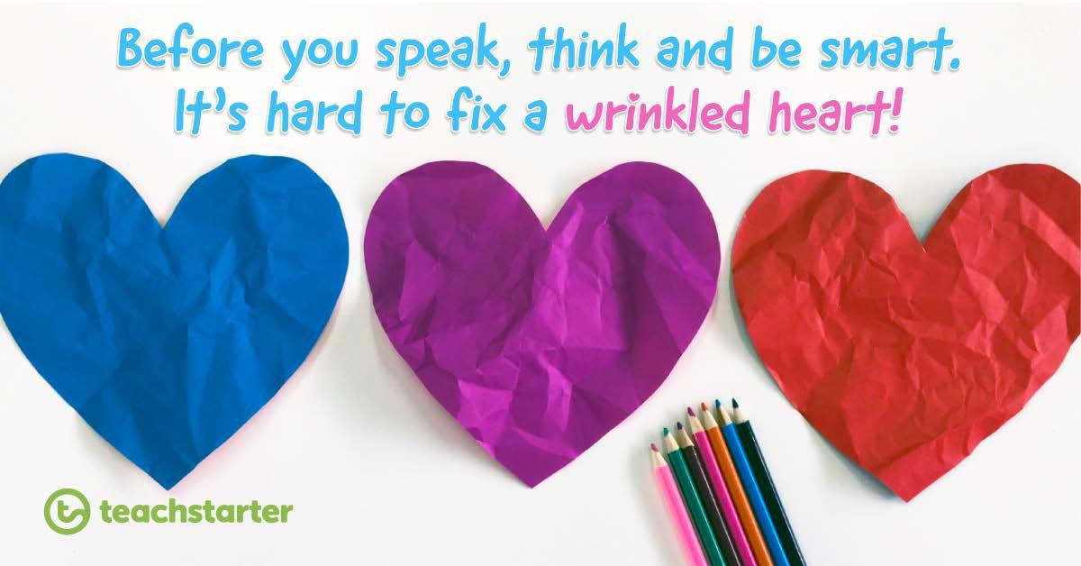 World Kindness Day Art Ideas