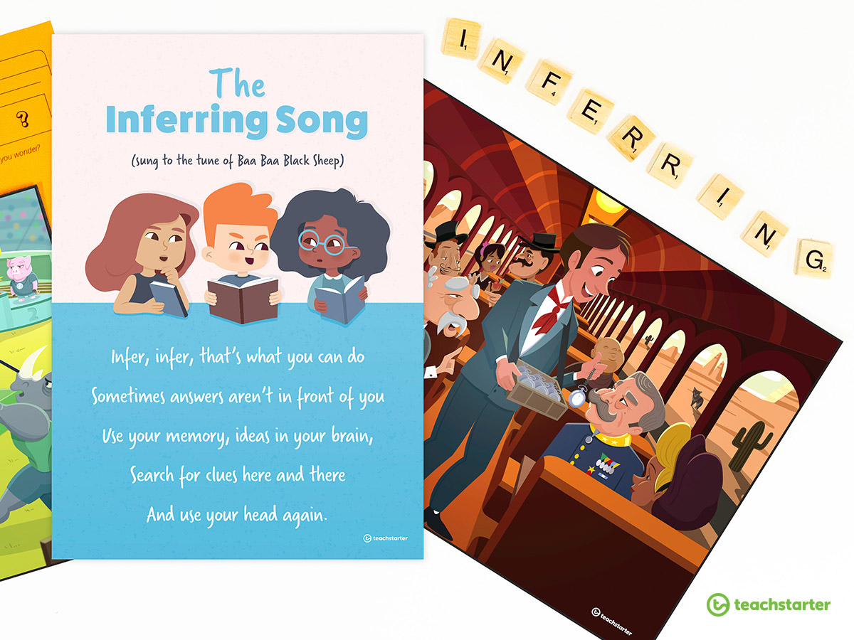 The inferring Song