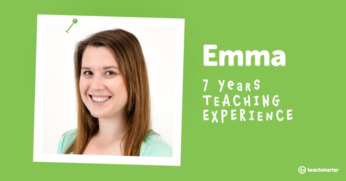 Meet the Teachers of Teach Starter - Emma