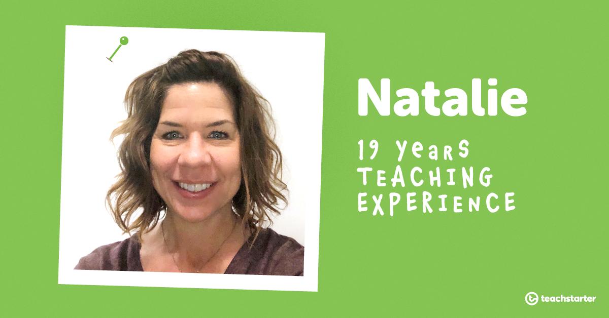 Meet the Teachers of Teach Starter - Natalie