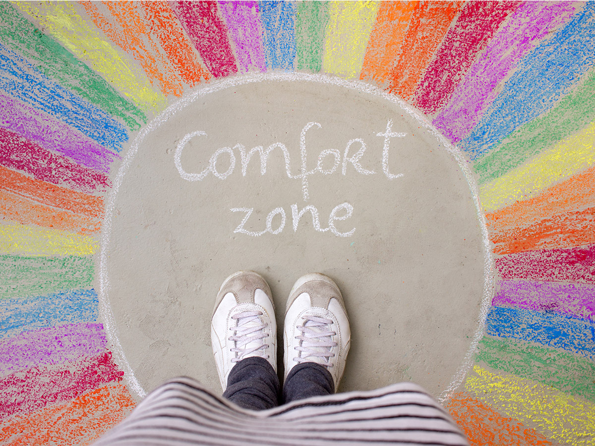 Changing Schools - Leaving your comfort zone