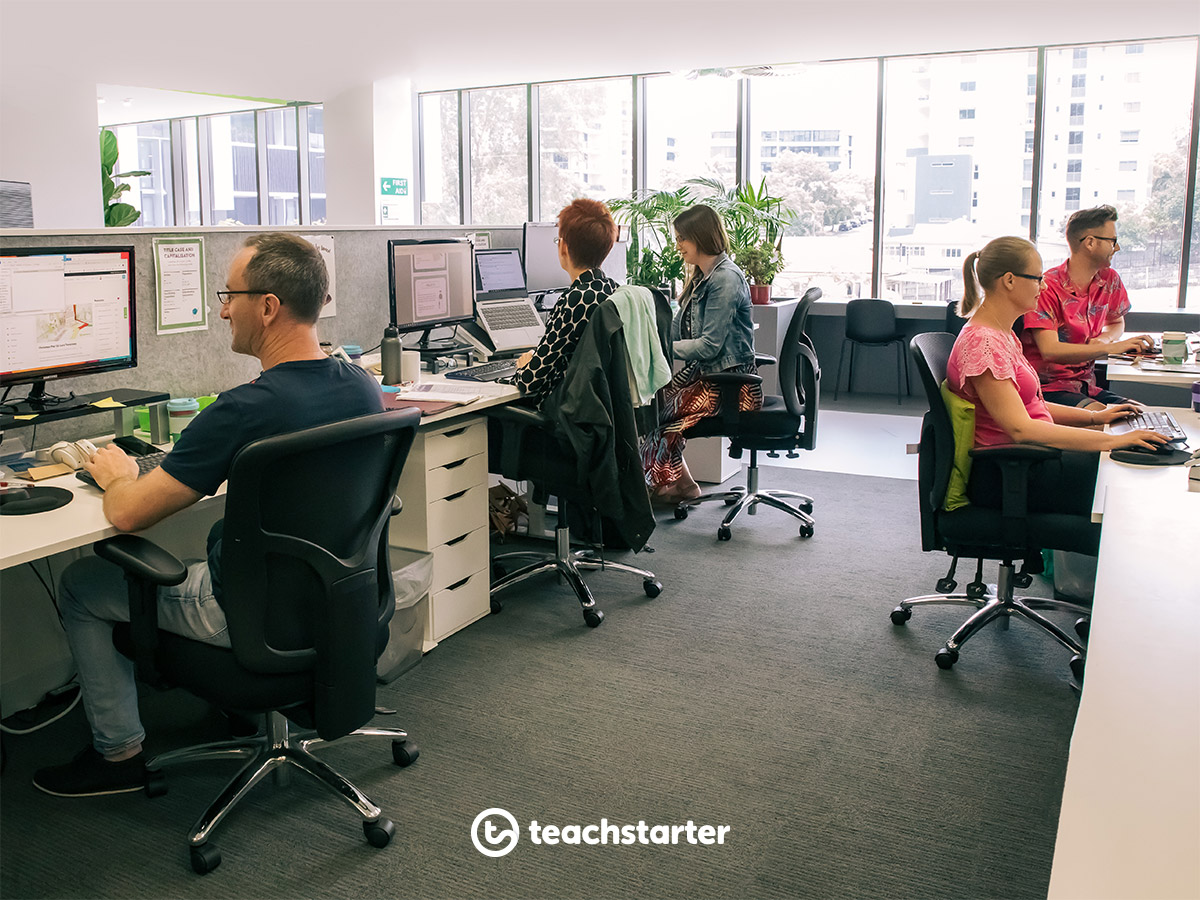 Meet the Teachers of teach starter | Part 2 - the Resource Team