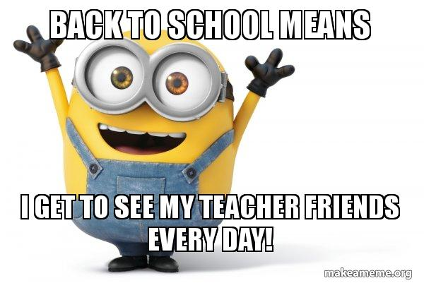 Back to School Memes