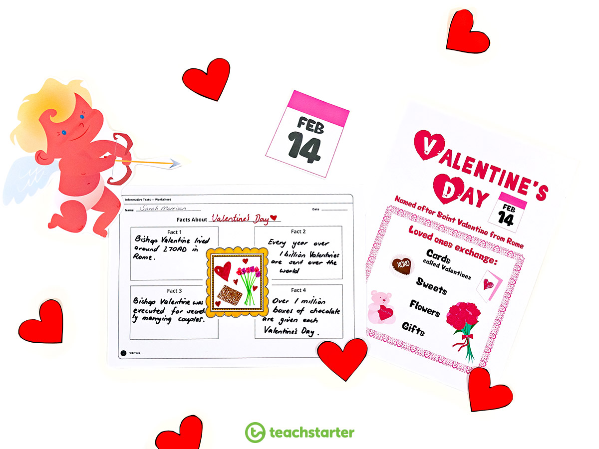 11 Valentine's Day Activities Your Class Will Love