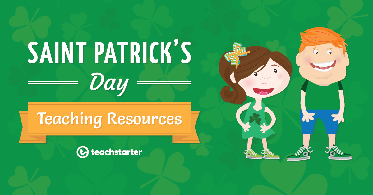 St Patrick's Day Resource Pack