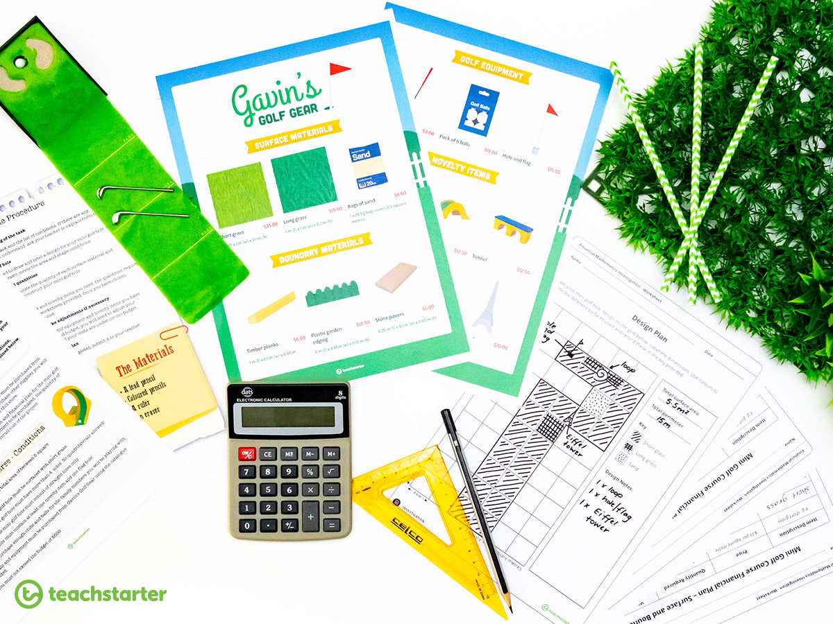 Maths Investigation for Financial Maths