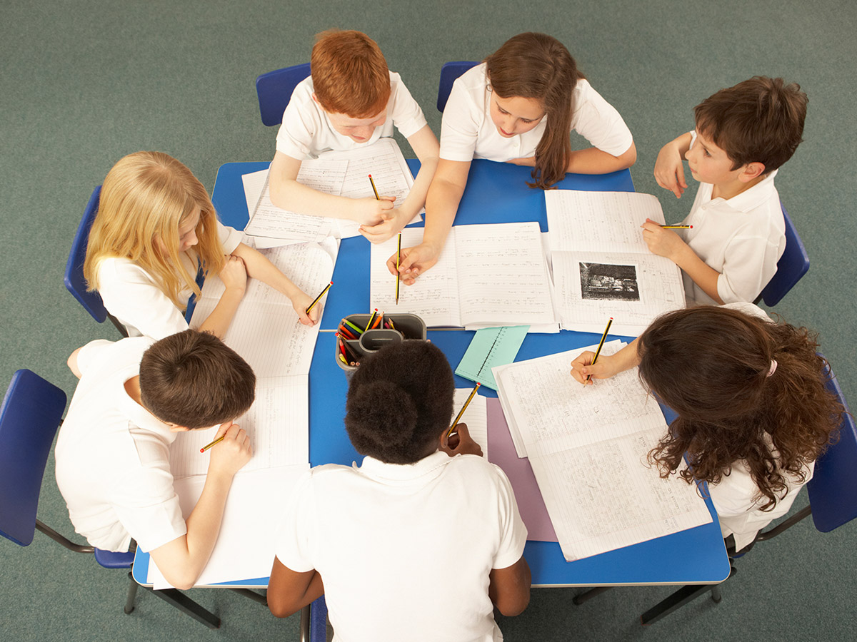 Group Work in the Classroom
