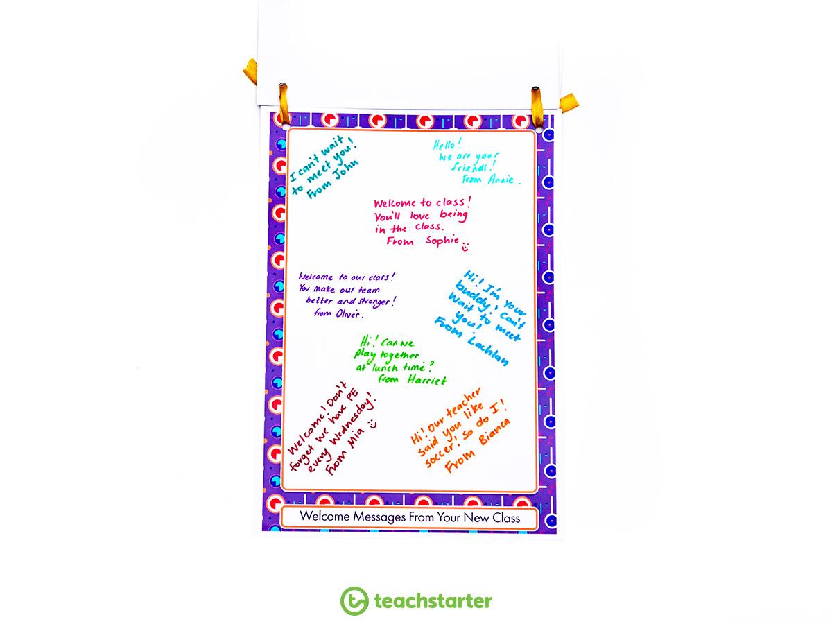 New Students - Flip Book