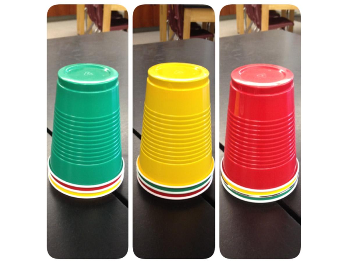 Traffic light classroom management strategy