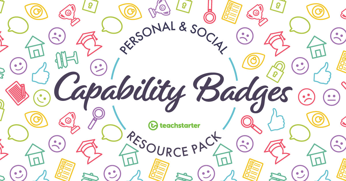 Celebrate life skills with badges
