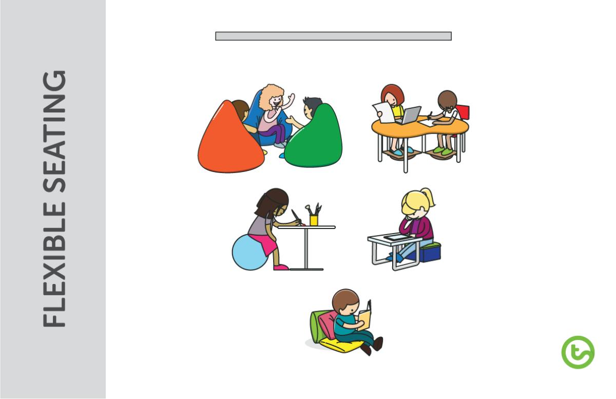 Classroom desk arranagement ideas