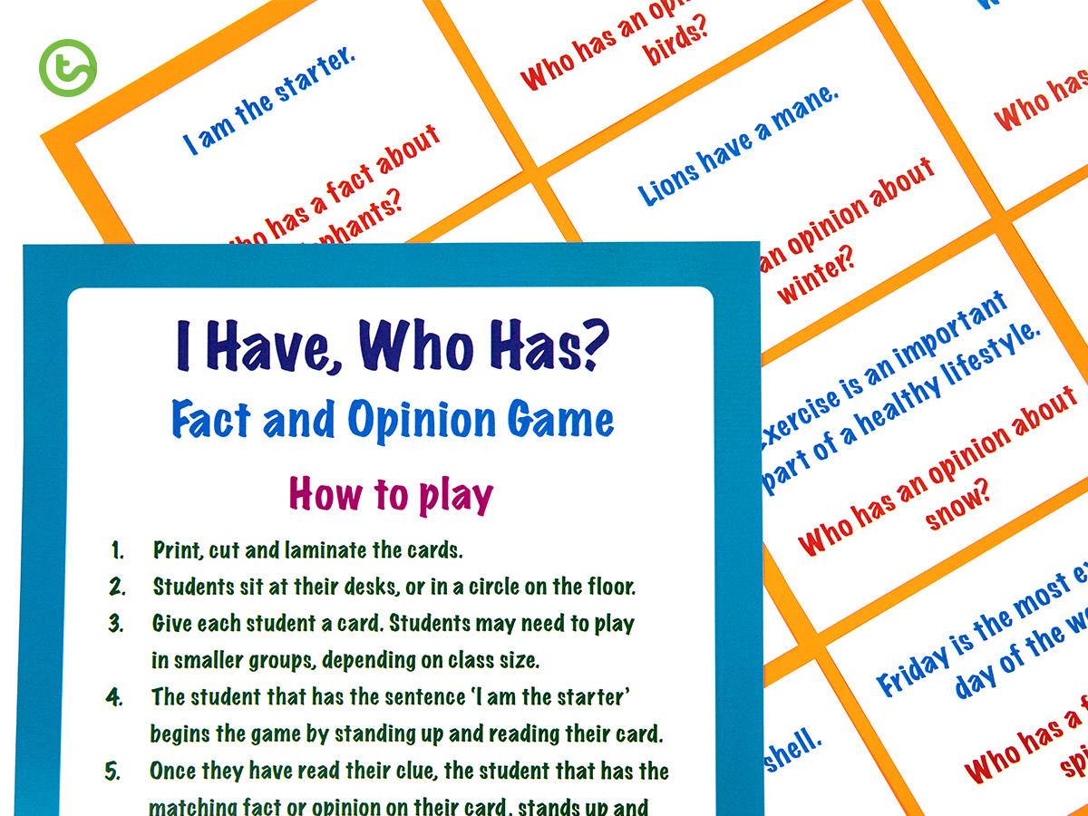 Play this fun game to teach imaginative writing.