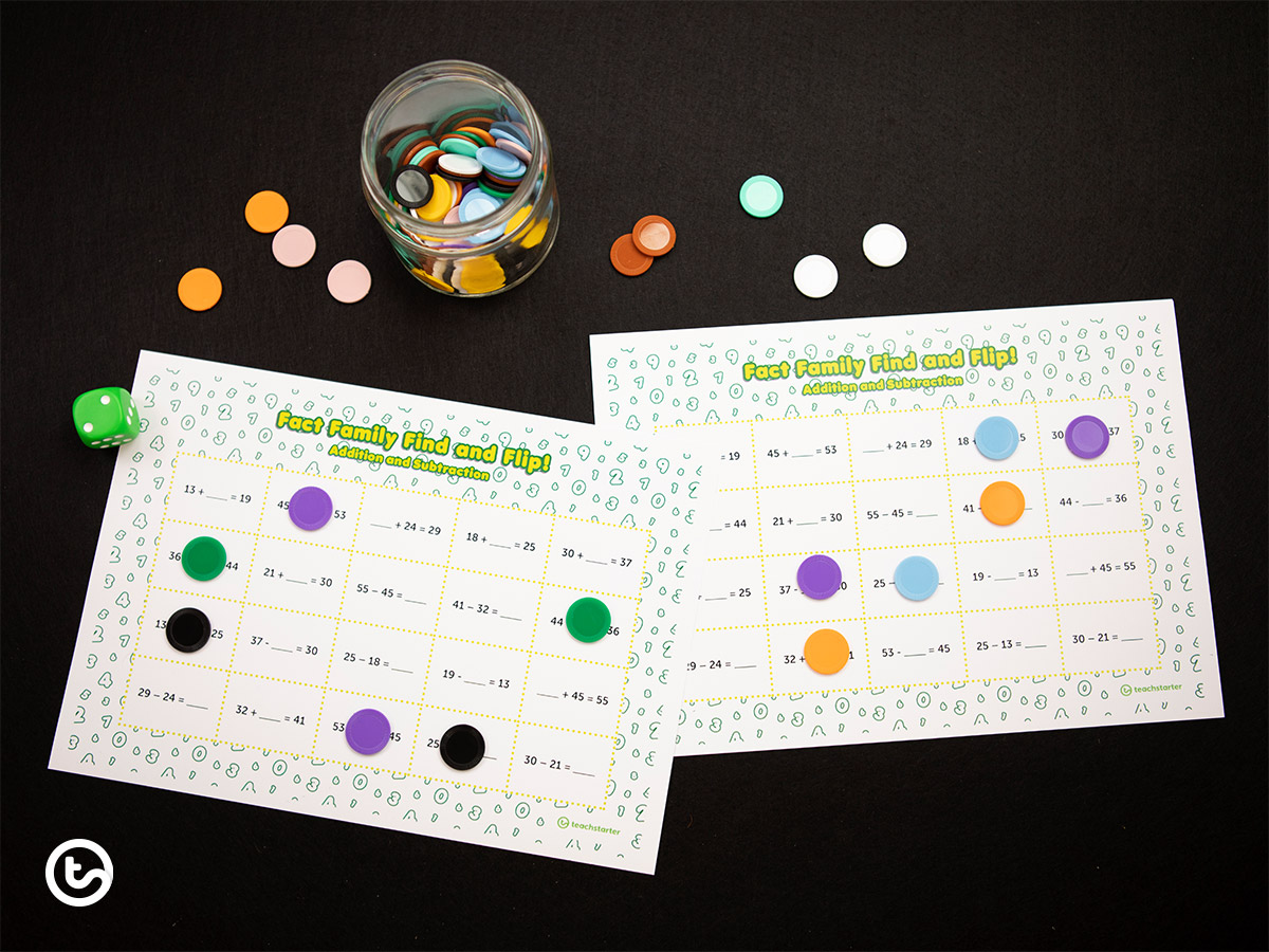 The Ultimate Maths Game - One Resource Five Ways! - Play bingo