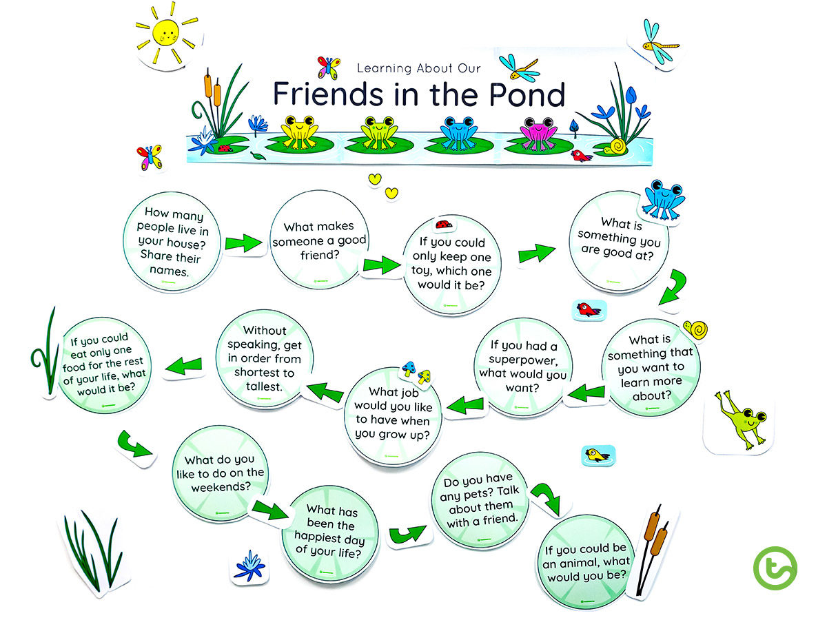 Friends in the Pond - Meet the Designer Clayton McIntosh