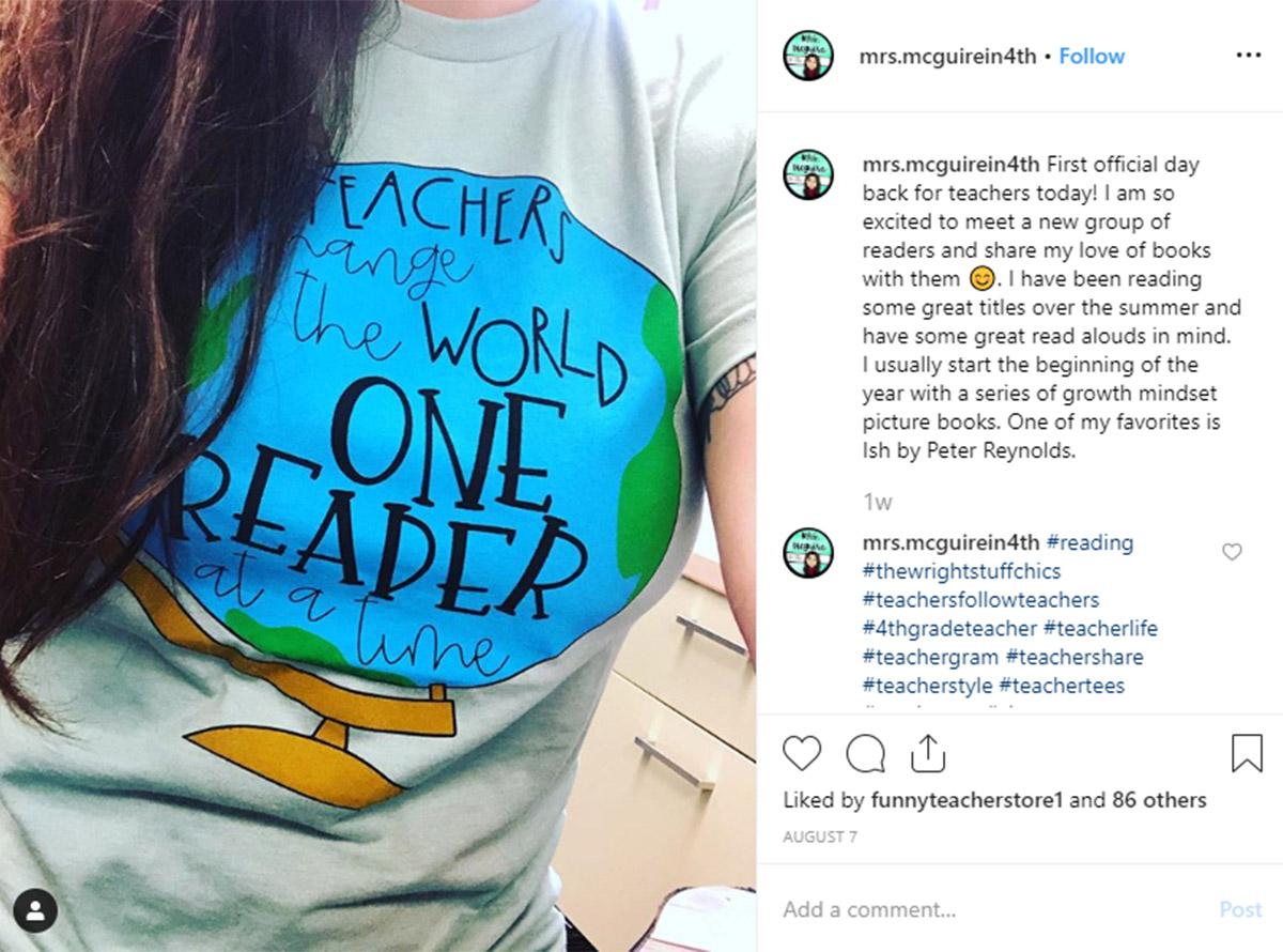 Teacher T-Shirts - #teachertees