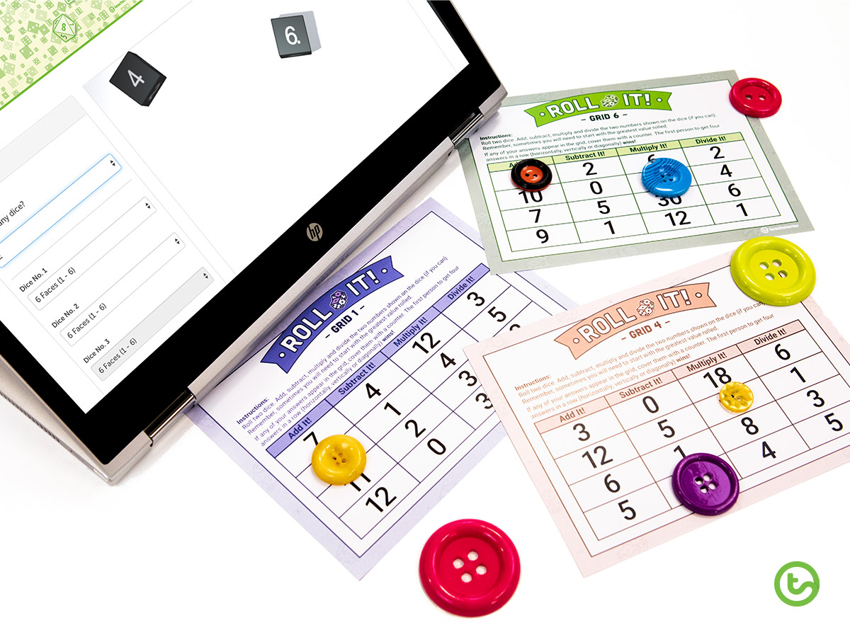 7 Rockin' Ways to Use Our Online Dice Roller