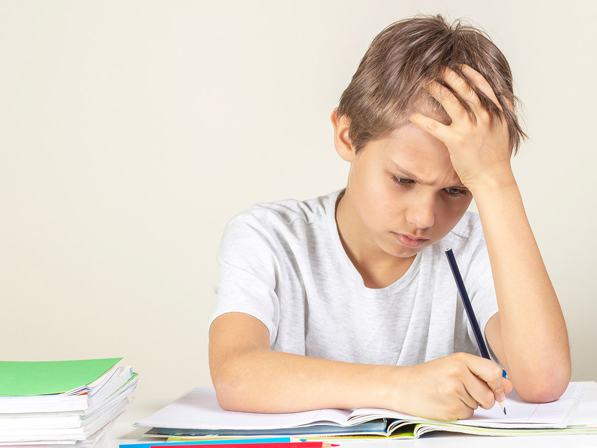 What is dysgraphia? Students with dysgraphia struggle with writing