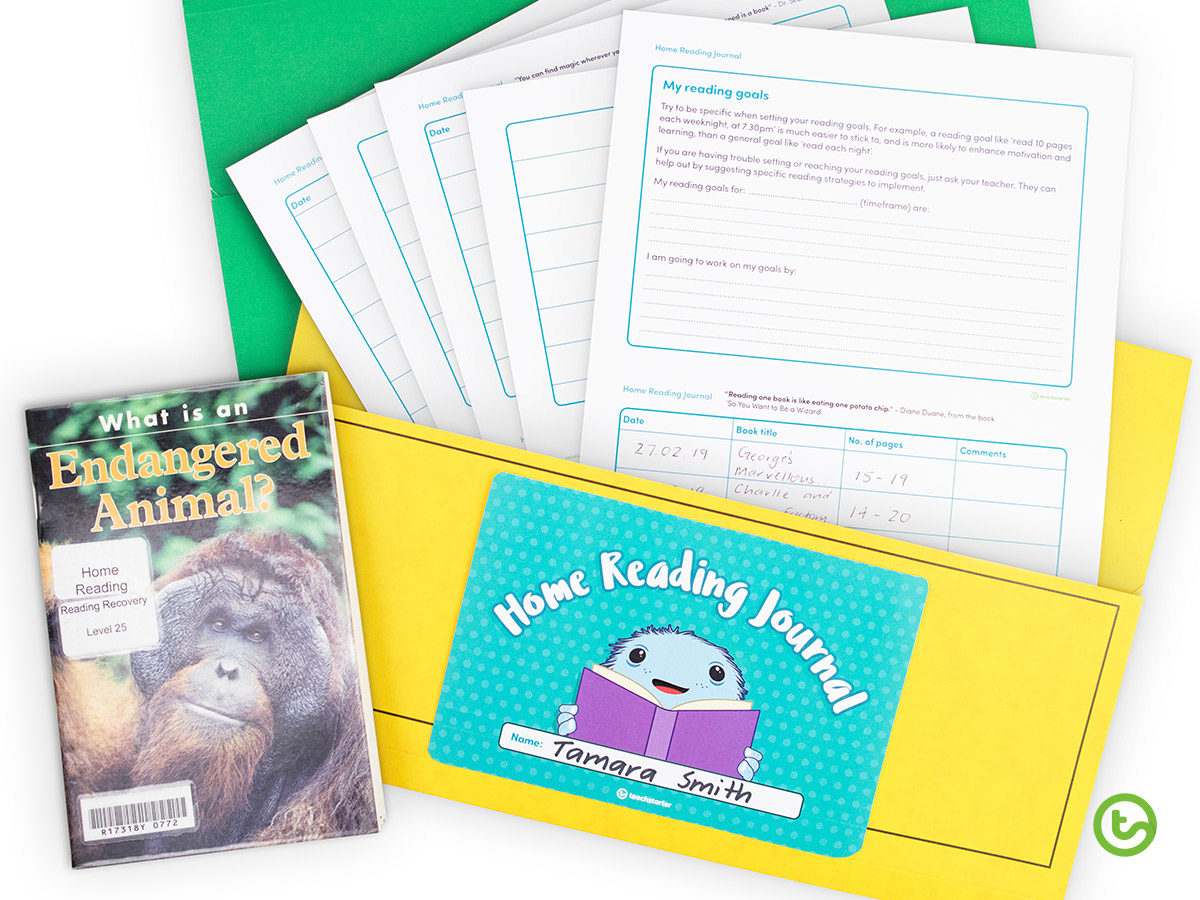 How to set up a successful home reading program