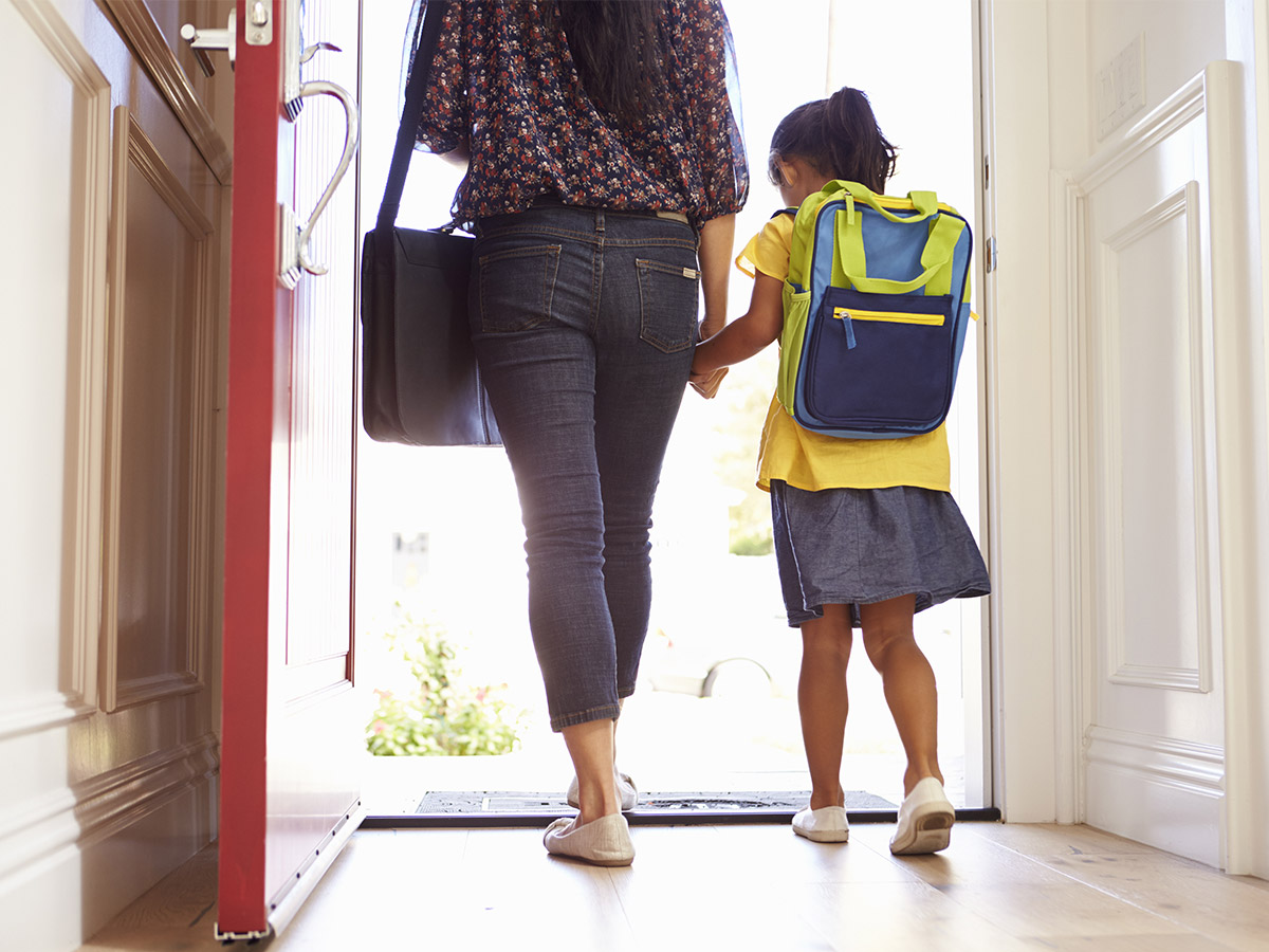 Hints and tips to for being a teacher-parent