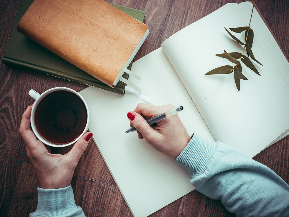 Writing things down is one of the best #lifehacks