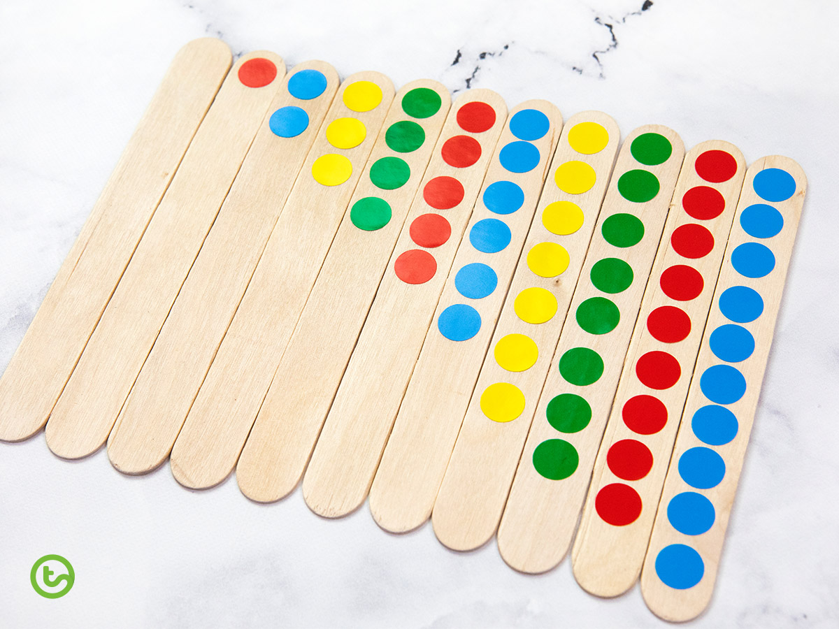 Take a look at our Counting collection for more teaching resources.