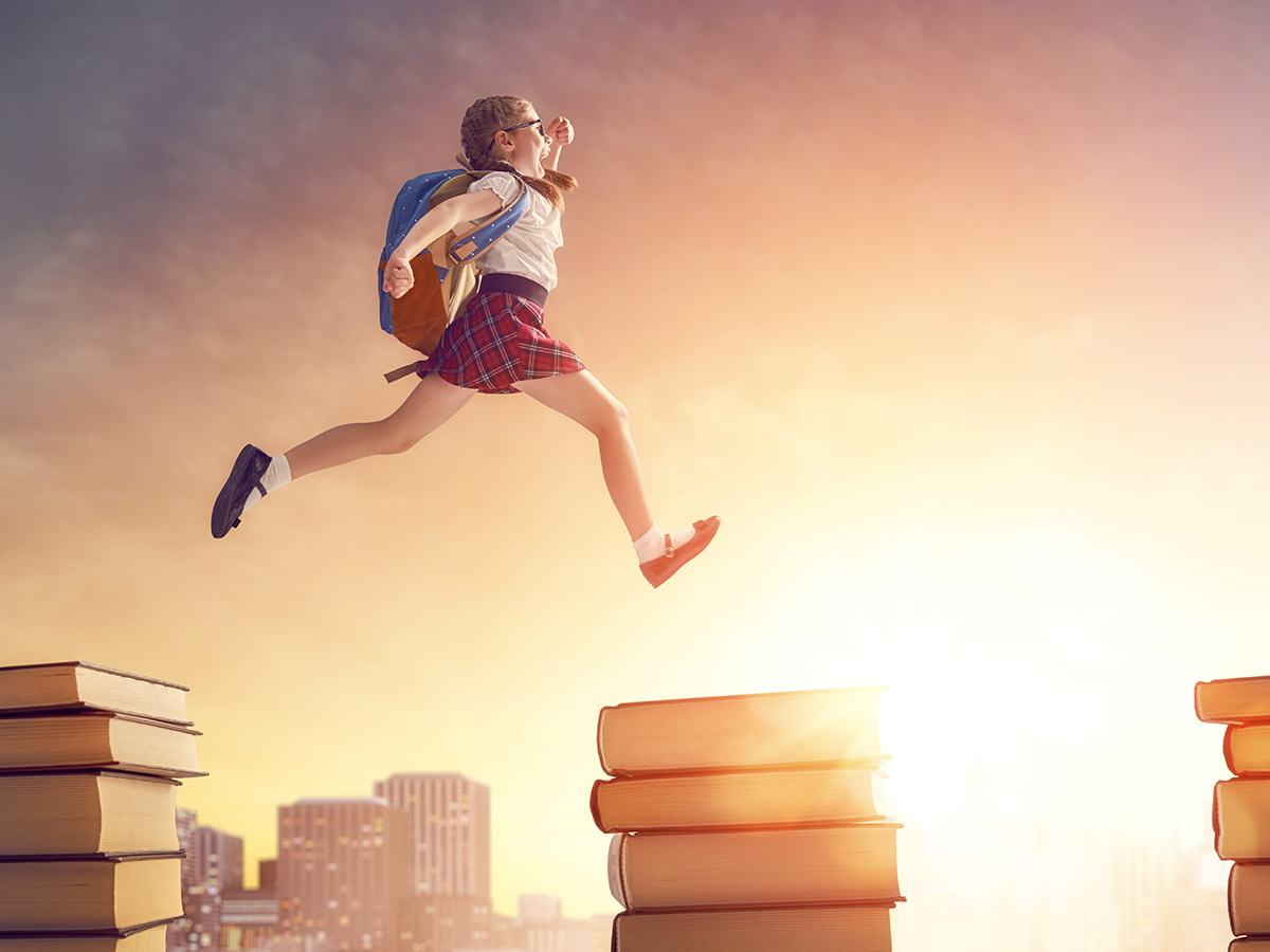 Building Independence in Uncertain Students - Leaping Through Learning