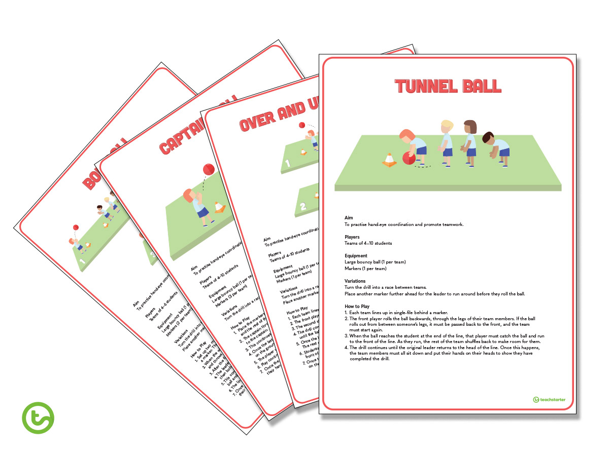 Fun ball games for any classroom! Fun in the Sun.