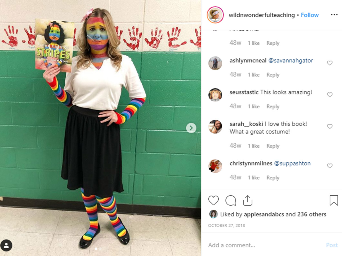 Halloween Costume Ideas for Teachers