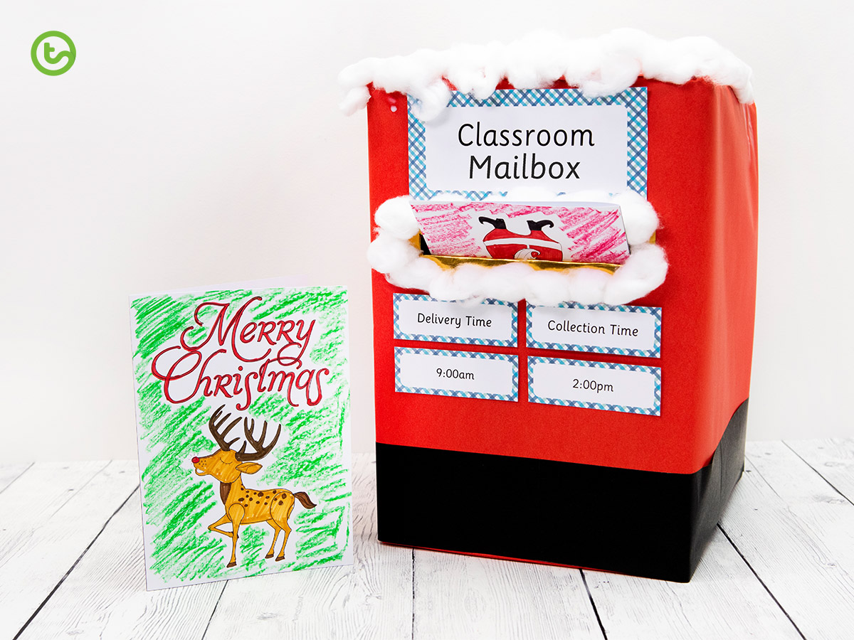 explore writing greeting cards for a fun holiday literacy activity.