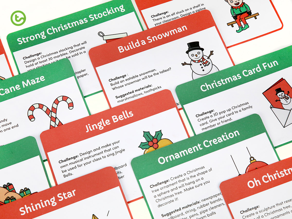 Classroom Advent Calendar - STEM